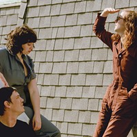 Indie-rock heroes Swearin' regroup for <i>Fall Into the Sun</i>