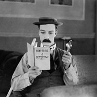 Peter Bogdanovich explains why Buster Keaton still matters