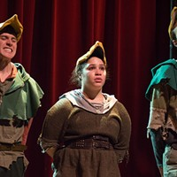 Adventure Stage's <i>Adventures of Robin Hood</i> asks young audiences to ponder the nature of heroism