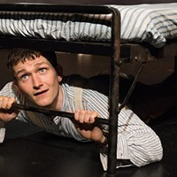 The one-man show <i>Private Peaceful</i> recreates the hell of World War I
