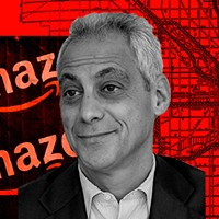 Rahm & Rauner help Amazon play New York City and Virginia like a bunch of saps