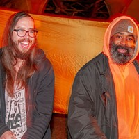 Sharkula and Mukqs: two weird sounds that go down easy together