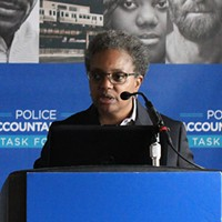 Q&A with mayoral candidate Lori Lightfoot