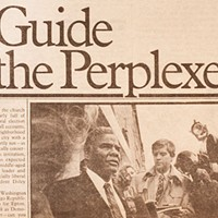 Archive Dive: A look back at the 1983 mayoral election