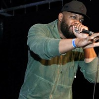 Rapper Philmore Greene shares his Chicago stories through the sound of golden-age hip-hop