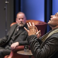 Writers Theatre strips down <i>A Number</i> to its absorbing essentials