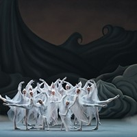 The ABT arrives at the Auditorium Theatre with the surreal <i>Whipped Cream</i>