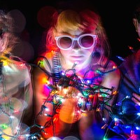 DIY rockers Guerilla Toss blend whimsy and profundity on <i>Twisted Crystal</i>