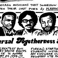 The Universal Togetherness Band's omnivorous dance-funk got released three decades late