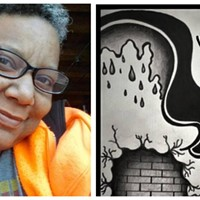 With the release of her second book, <i>Bricks, Blood & Water</i>, e nina jay discusses how poetry has saved her life