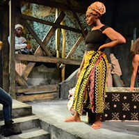 At Theater on the Lake, a free Prologue to a free season