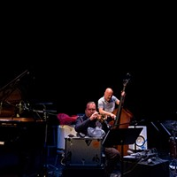 Genre-defying composer and improviser Rob Mazurek explores different parts of the world across three new recordings