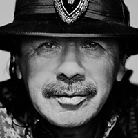 The global sounds of Carlos Santana seem more timeless now than ever