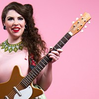 Bailey Dee lights a fire in Chicago's rockabilly scene