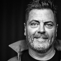 <i>All Rise</i> for Nick Offerman