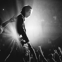 Nick Cave opens up to fans in an intimate, interactive concert setting