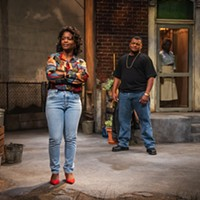 August Wilson's <i>King Hedley II</i> shows the ravages of the 1980s