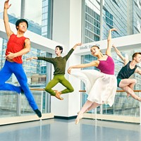 Four young dancers talk about their journey to the Joffrey
