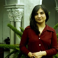 Keyboardist Sarah Davachi brings her church space-inspired compositions to Rockefeller Chapel