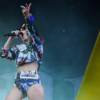 Charli XCX wants to be the future of pop