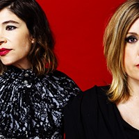 Sleater-Kinney explore new sonic directions, but their core remains the same on <i>The Center Won't Hold</i>