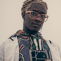 Atlanta's Young Thug remains a peerless force in modern hip-hop