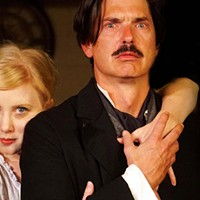 <i>The Madness of Edgar Allan Poe: A Love Story</i> finds the broken heart in the horror