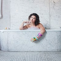 <i>Broken Bone Bathtub</i> immerses us in intimacy