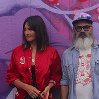 Moon Duo take psych rock to the disco on <i>Stars Are the Light</i>