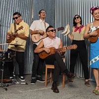 Las Cafeteras don't believe in borders, musical or otherwise