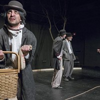Nothing happens (twice) in <i>Waiting for Godot</i>