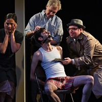 <i>Why Torture Is Wrong, and the People Who Love Them</i> is Christopher Durang at his darkest