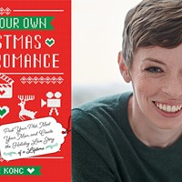 Riane Konc wants to help you <i>Build Your Own Christmas Movie Romance</i>