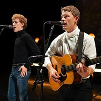 <i>The Simon & Garfunkel Story</i> is more about the songs than the stories