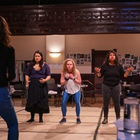 In Steppenwolf's <i>Dance Nation</i>, preteen girls—played by adults—learn to claim their space