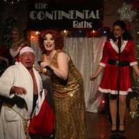 <i>Bette: Xmas at the Continental Baths</i> features hot pipes, but tepid banter