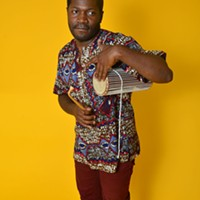 Kinobe juxtaposes East and West Africa in delicate, polished grooves