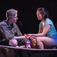 A couple faces a becalmed relationship in <i>The Gulf</i>