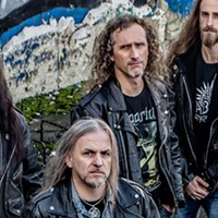 Polish death-metal legends Vader return, proving you can't keep a bad Sith Lord down