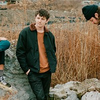 Chicago postpunk trio Deeper tackle big questions about mental health on <i>Auto-Pain</i>