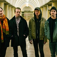 Chicago postpunk four-piece Stuck deliver an uppercut with <i>Change Is Bad</i>