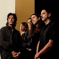 Chicago indie rockers Cafe Racer meld psych, shoegaze, and Krautrock to summon hypnotic bliss