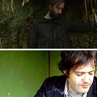 Kassel Jaeger and Jim O'Rourke take us on a journey with <i>In Cobalt Aura Sleeps</i>