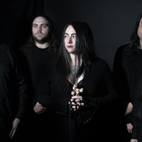 Eye of Nix explore weird places and ethereal vibes on <i>Ligeia</i>