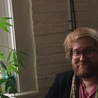 Scott McGaughey of local electronic-music veterans Chandeliers goes solo