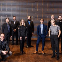 The generation-spanning <i>Fountain of Time</i> is an intriguing peek into Chicago new-music lab the Grossman Ensemble