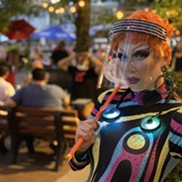 Chicago's drag performers serve amid COVID-19 restrictions