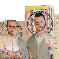 Matmos have 99 collaborators but a bore ain't one