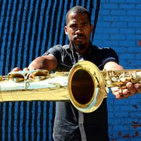 Brooklyn saxophonist James Brandon Lewis finds inspiration in DNA on <i>Molecular</i>