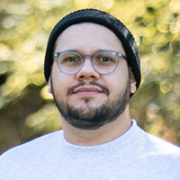 Nick Acosta, publisher of <i>New Morality Zine</i>
